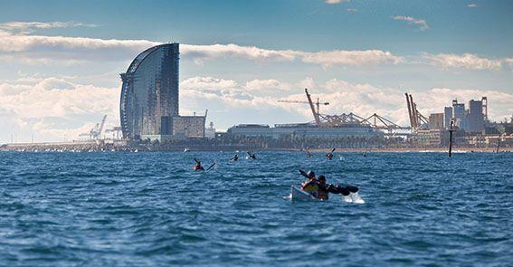 Barcelona Paddle Race